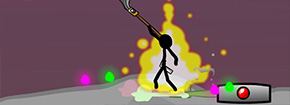 Rabbia Stickman 3 Game