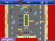 Stationnement de voiture