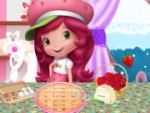 Strawberry Shortcake Pie Recette