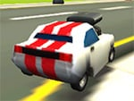 Super mini bil racing