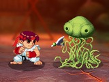 Super Pocket Fighter Abenteuer