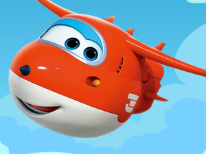 Super Wings Puzzle