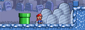 Super Mario Star Scramble: Ghost Isola Game