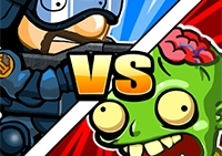 Swat vs zombik