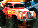 Monster Truck Swift 3D