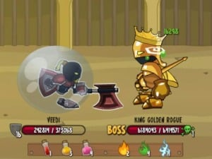 Swords and Souls Hacked