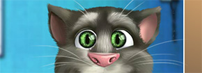 Talking Tom Tratamiento de la pata Game