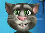 Talking Tom traitement Paw