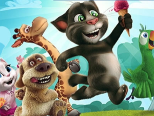 Talking Tom And Friends Differences