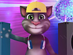 Talking Tom DJ