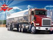 Autista di camion cisterna