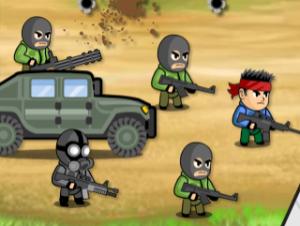 Terrore combattimento difesa