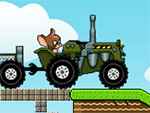 Tom Jerry Tracteur