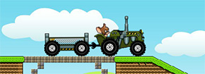Tom Jerry Tractor Game