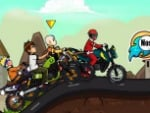Toon Racing Super Heroes