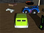 Toy Car Estacionamento 3D