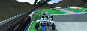 TrackMania online Game