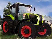 Carico agricolo trattore