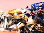 Dinobot transformadores de caza
