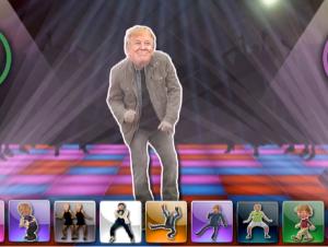 Trump Funny Dance