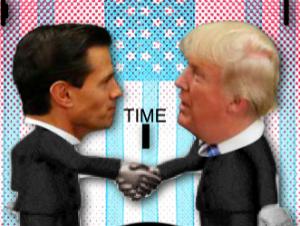 Тръмпс Неприлични ръце