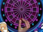 TV-Darts zeigen