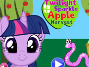 Twilight Sparkle Apple Harvest