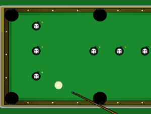 Billard des morts-vivants