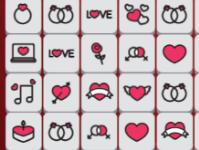 San Valentín Mahjong