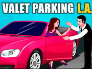 Betjent parkering LA