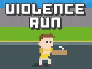Run violenza