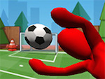 Stickman Freekick calcio Eroe