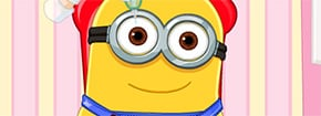Minion Eye Doctor Game