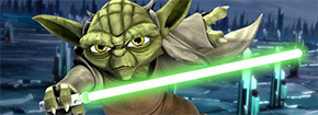 Yoda Battle Slash Game