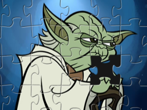Yoda Star Wars enigma