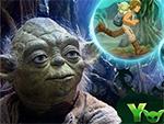 Entrenamiento Jedi Yoda
