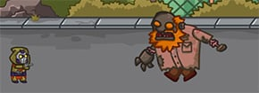 Zombie Town Story Game