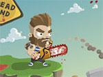 zombie hyökkäys