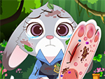 Chirurgie Zootopia Judy Pied