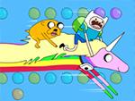 Finn e Jakes doces Dive