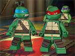 Formação Lego Ninja