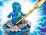 Ninjago Spinner Energia Batalha