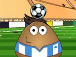 Pou Malabarismo Futebol