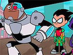 Teen Titans: agarrar essa Grub