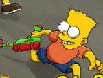 Os Simpsons jogo de tiro